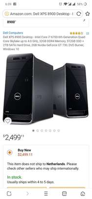 Dell XPS 8900 (System Only)