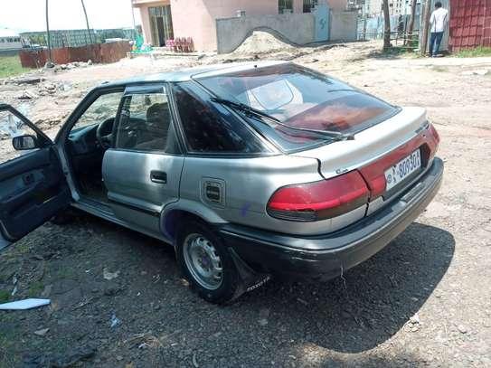 1991 Model-Toyota Hatchback