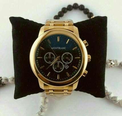 Montblank Watch