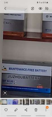 JZ Auto Battery image 3