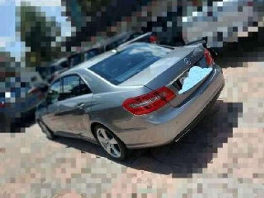 2012 Model Mercedes E200 image 3