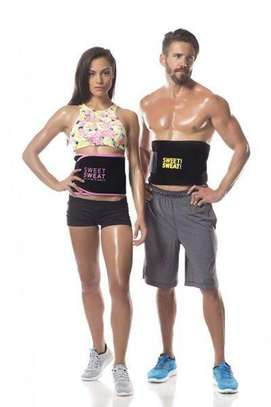 Sweet Sweat Premium Waist Trimmer For Men & Women image 2