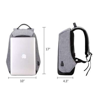 Anti Theft Lightweight Backpack image 6