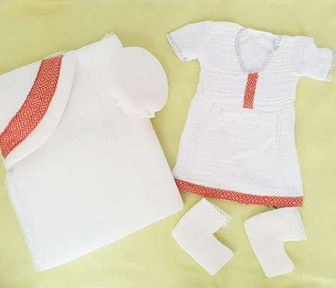 Traditional Cloth Set For Baby