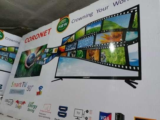 (Special Offer) Coronet Smart TV