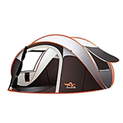 Full-Automatic Instant Unfold Rain-Proof Tent Family image 1