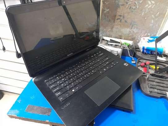 Sony vaio  Laptop image 1
