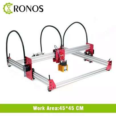 Laser Engraver CRONOS 45*45cm 5.5W/15W Machine image 1