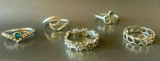 5 Set Rings