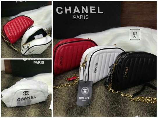 Assorted Colors Chanel Sling