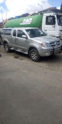 2009 Model Toyota Hilux Kin Cup