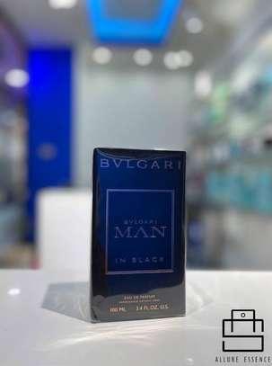 Bvlgari Man In Black Original perfume image 1
