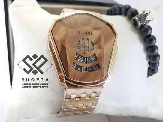 Diesel Watch For Men image 1