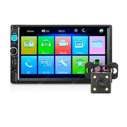 Car stereo 7in HD system