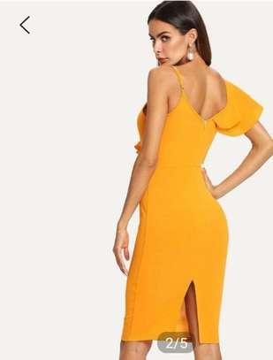 Yellow Women Dress image 2