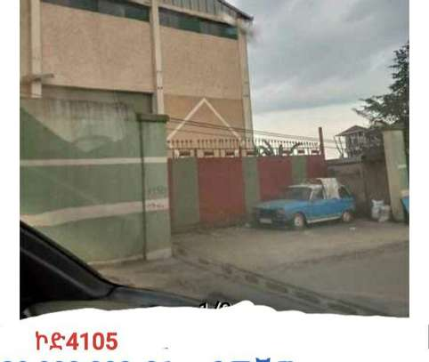 1000 Sqm Ware House For Sale @ Jemo