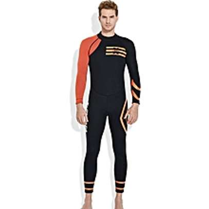 Winter 3MM Neoprene Stretchy Men Wetsuit Thick image 1