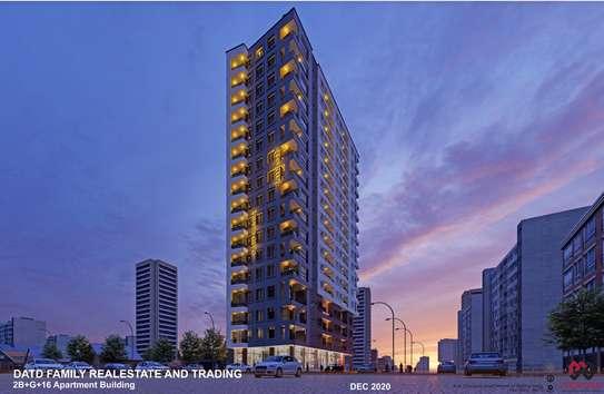 Apartment for sale (የሚሸጥ አፓርትመንት) image 1