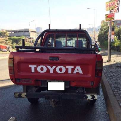1995 Model Toyota Hilux Pickup