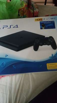 New Packed Playstation 4