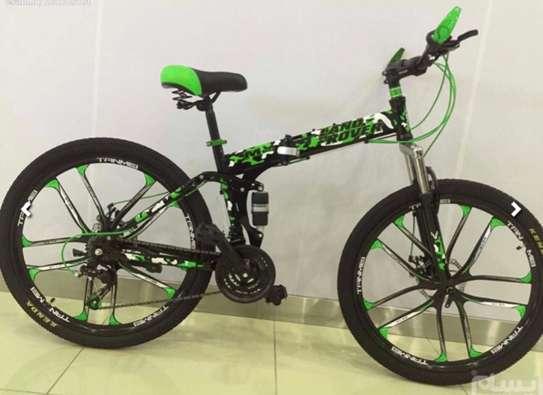 "Bicycle Land Rover Folding 26"" image 3"
