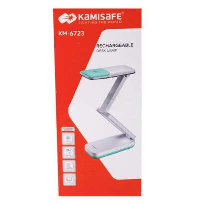 Rechargeable desk lamp image 1