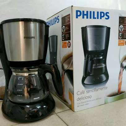Philips Daily Collection Coffee Maker Black