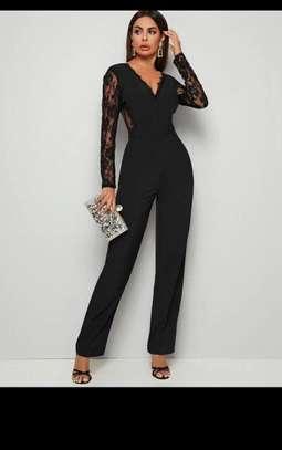 Elegant Jumpsuit (Black)