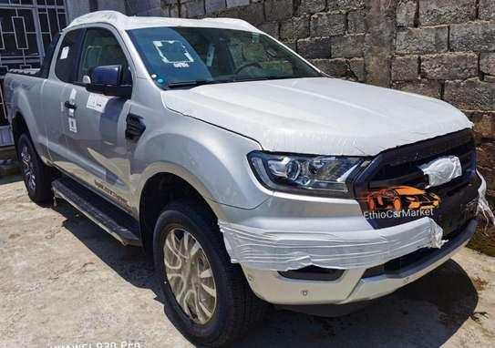 2020 Model Ford Ranger Wildtrak