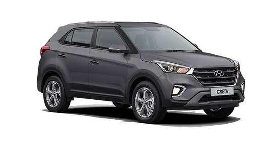 Hyundai Creta Car For Rent With Driver image 1