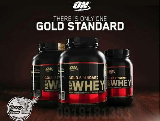 Whey Gold  standard Protein