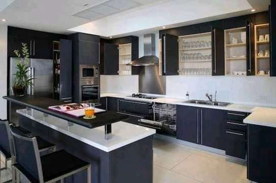 Black Complete kitchen