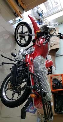 2019 Model-Bashan Motorcycle image 9
