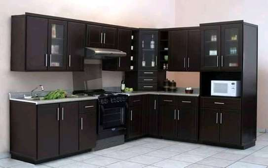 Completed Kitchen Cabinet image 1