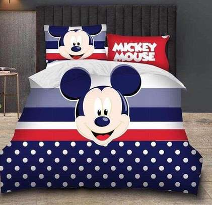 Designed Kids Bed Sheet image 1