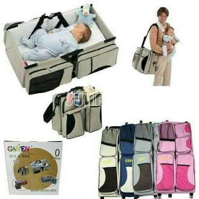 Ganen 2 in 1 Bed & Bag