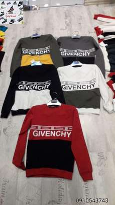 Assorted Colors High Quality Hoodie image 1