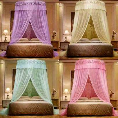 Bed curtains image 2