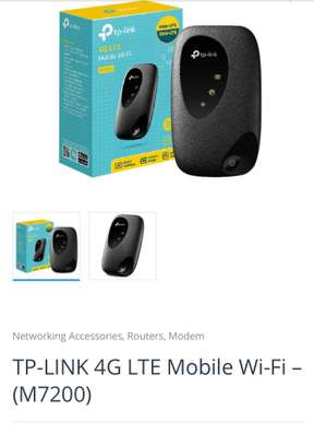 TP Link Mobile WiFi Router image 1