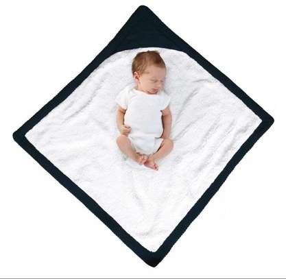 New Born Baby Multi Functional Blanket image 1