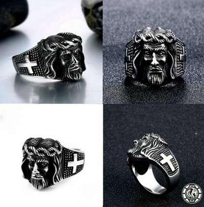 Lion Of Judah Ring image 2