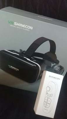 Virtual reality box with controller image 2