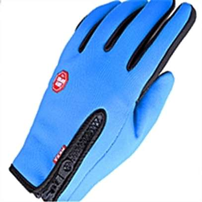 Windproof Touch Screen Outdoor Sport Gloves image 1
