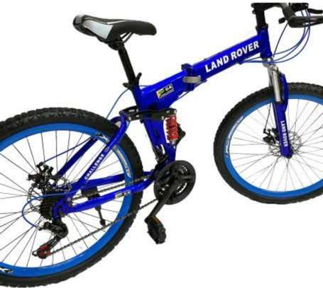 Land Rover Bicycle image 5