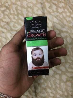 Beard Growth image 1