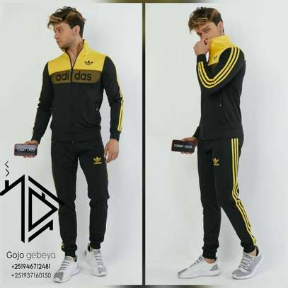 Assorted Colors Adidas Track Suits