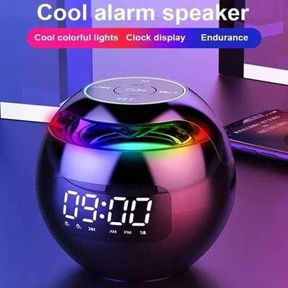 Bluetooth Alarm clock Speaker image 1