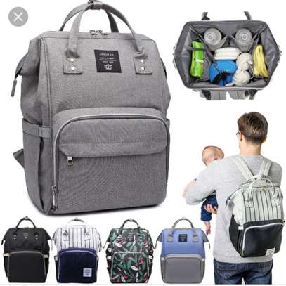 Amazing Diaper Bag for Mom & Dad image 1