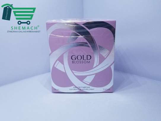 Gold Blossom Perfume For Women