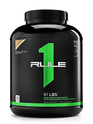 1 RULE WHEY PROTEIN POWDER